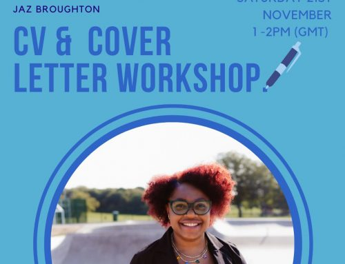Edu-venture London Event: CV and Cover Letter Workshop