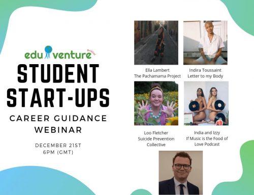 Edu-venture Bristol: Student Start-Ups
