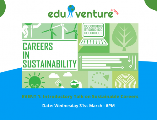 Edu-venture Bristol: Careers in Sustainability