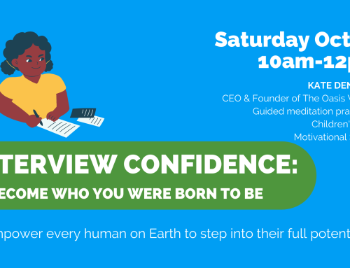 Edu-venture Imperial: Interview Confidence